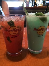 Strawberry Basil Lemonade & Big Kablue-Na