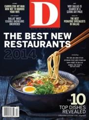 Photo Cred: D Magazine